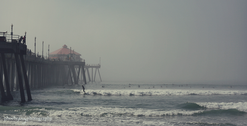 August break - Santa Monica pier - surfers.jpg