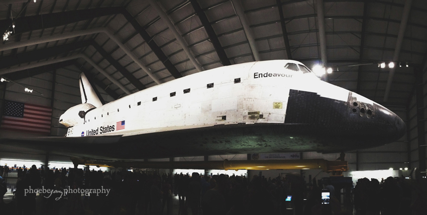 California Science Center - space shuttle - Endeavor 3.jpg