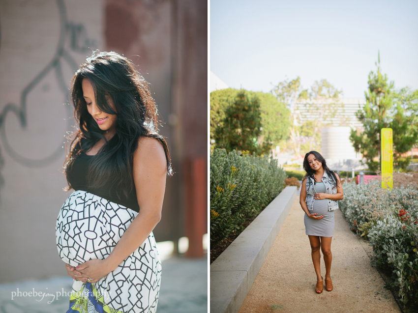 Downtown Los Angeles - maternity photography-3.JPG