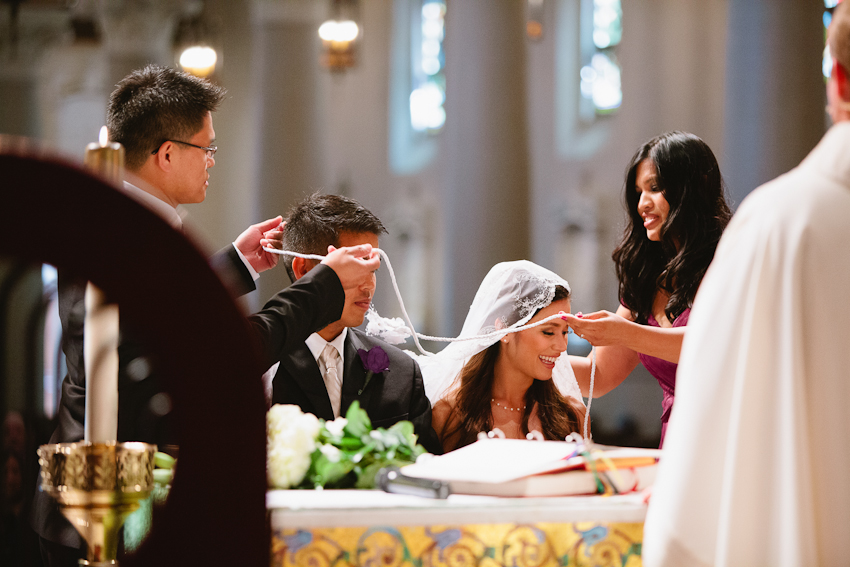 Jay & Nicole wedding-25 - St. Monica Church - Santa Monica.jpg