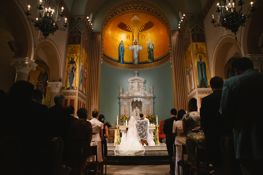 Jay & Nicole wedding-26 - St. Monica Church - Santa Monica.jpg