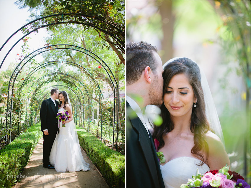 Morgan & Jennifer wedding - Westlake Village Inn-10.jpg