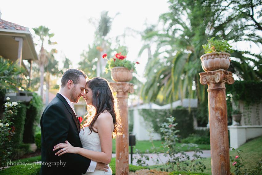 Morgan & Jennifer wedding - Westlake Village Inn-28.jpg