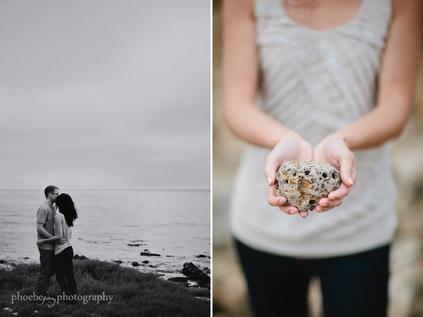 Paul Tania engagement - Palos Verdes - beach - 11.jpg
