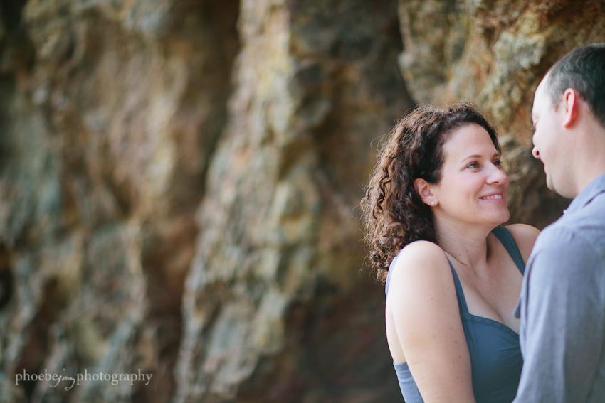 Point Dume - Malibu - beach - Jordan & Joris engagement-5.jpg