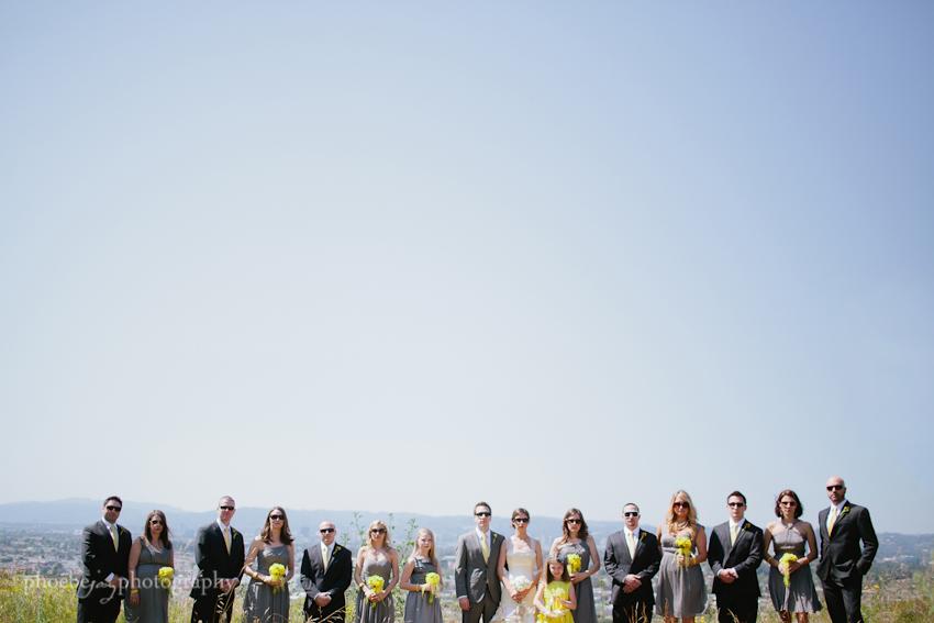 Steven and Caroline wedding -19 - Baldwin Hills Scenic Overlook  - Culver City.jpg